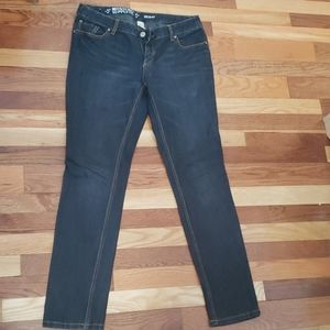 Mossimo supply CO skinny Jeans 11R new without tag